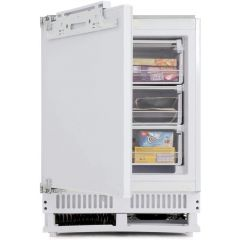Hoover HBFUP130NKN 95 Litre Integrated Under Counter Freezer