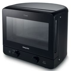 Hotpoint MWH1311B Curve Microwave
