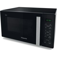 Hotpoint MWH251B Cook 25, Solo Microwave, 25L, Smart Functions.