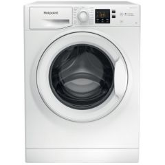 Hotpoint NSWF943CWUK 9kg 1400 spin, Digit Plus,Anti Stain 40,Full Load 45,Steam Hygiene, Rapid Optio