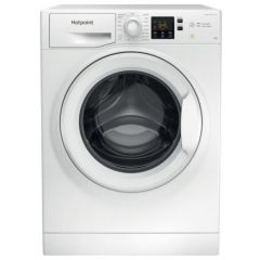 Hotpoint NSWM1043CWUKN 10Kg 1400Rpm Washing Machine.